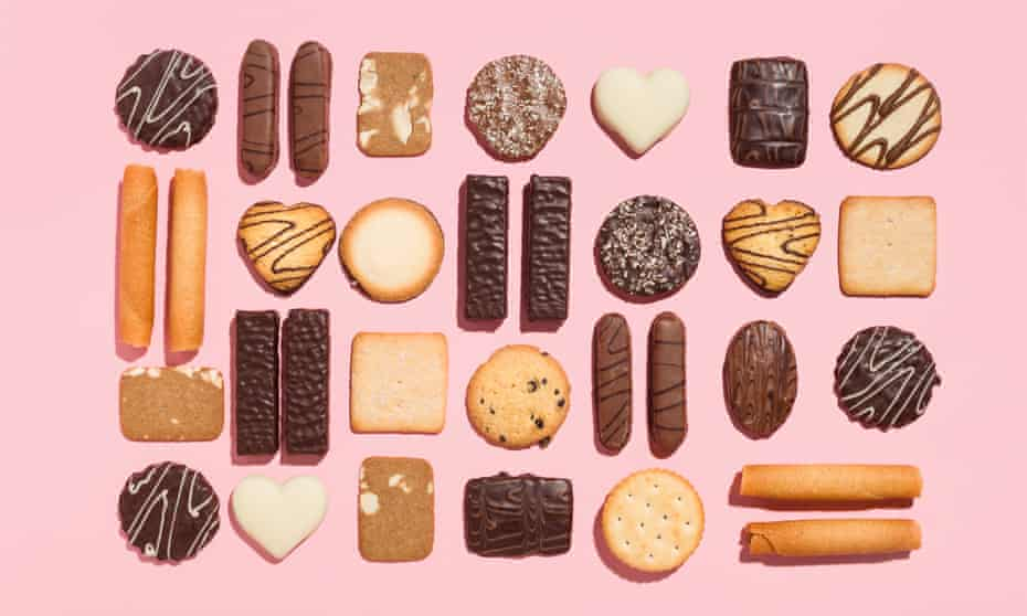 'There's a biscuit for every occasion.'
