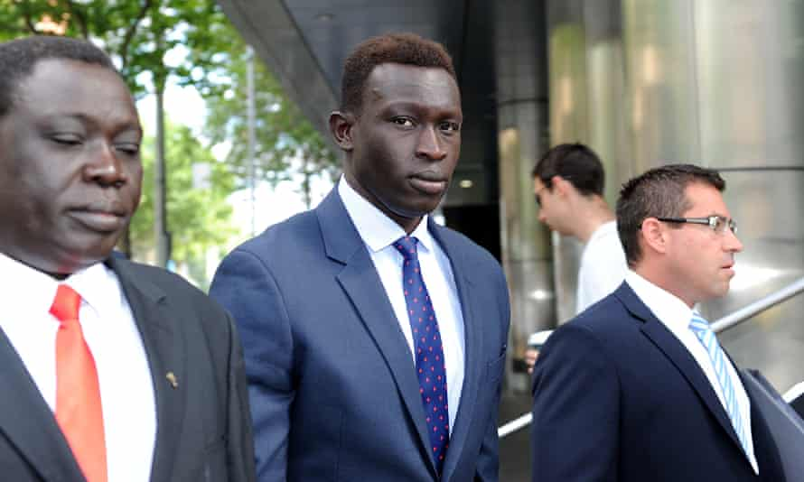 North Melbourne To Retain Majak Daw In Afl Rookie Draft As Rape Trial Continues Afl The Guardian