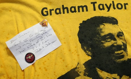 Graham Taylor's greatest season: when Watford finished runners-up in 1982-83