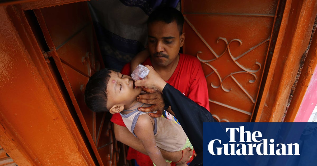 Polio vaccinations resume in Pakistan and Afghanistan after Covid-19 delays