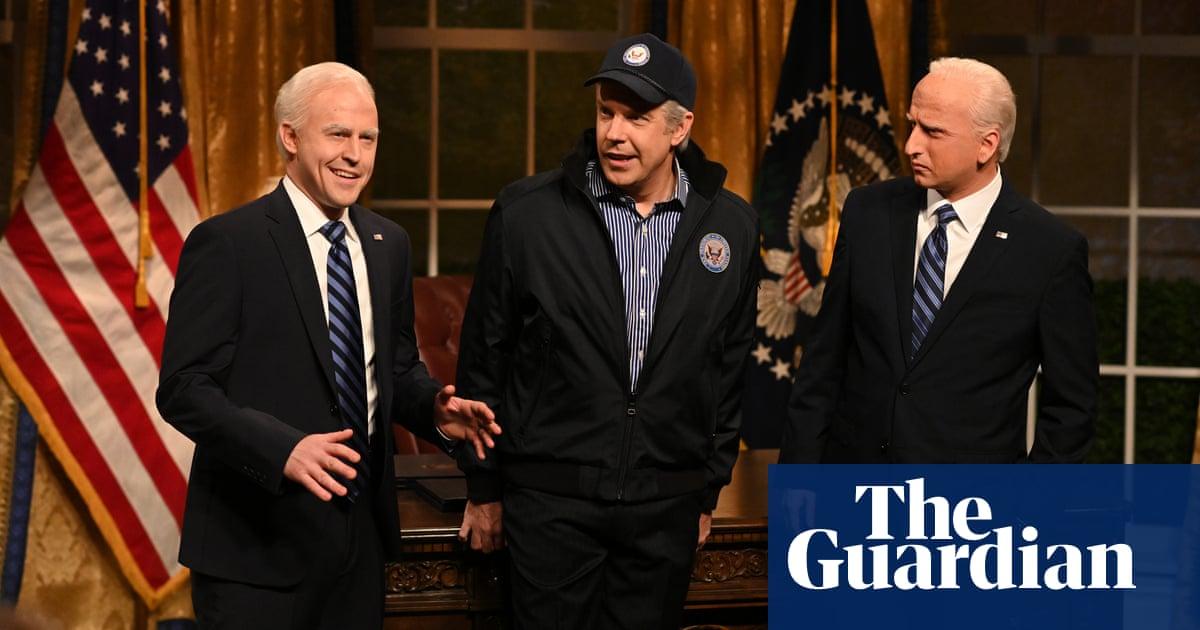 Saturday Night Live: Biden meets Biden meets Biden in standout episode