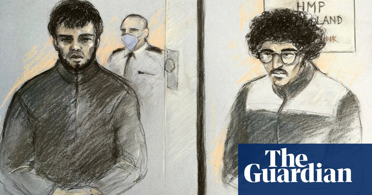 Manchester Arena plotter pleads not guilty to assaulting prison officer