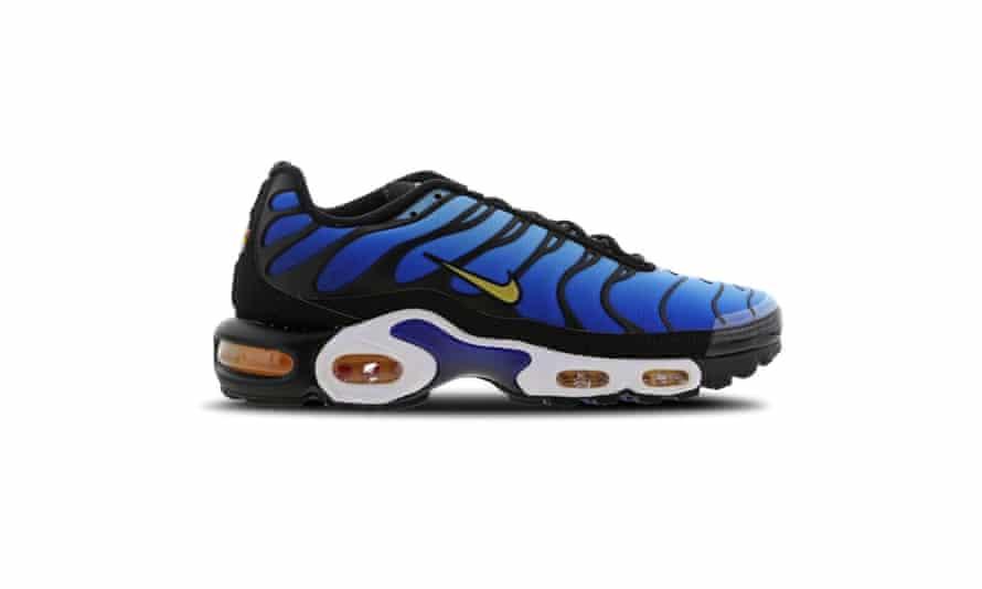 Nike Air Max Plus OG, Hyper Blue, £134.99, footlocker.co.uk