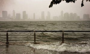 Rising seas: 'Florida is about to be wiped off the map