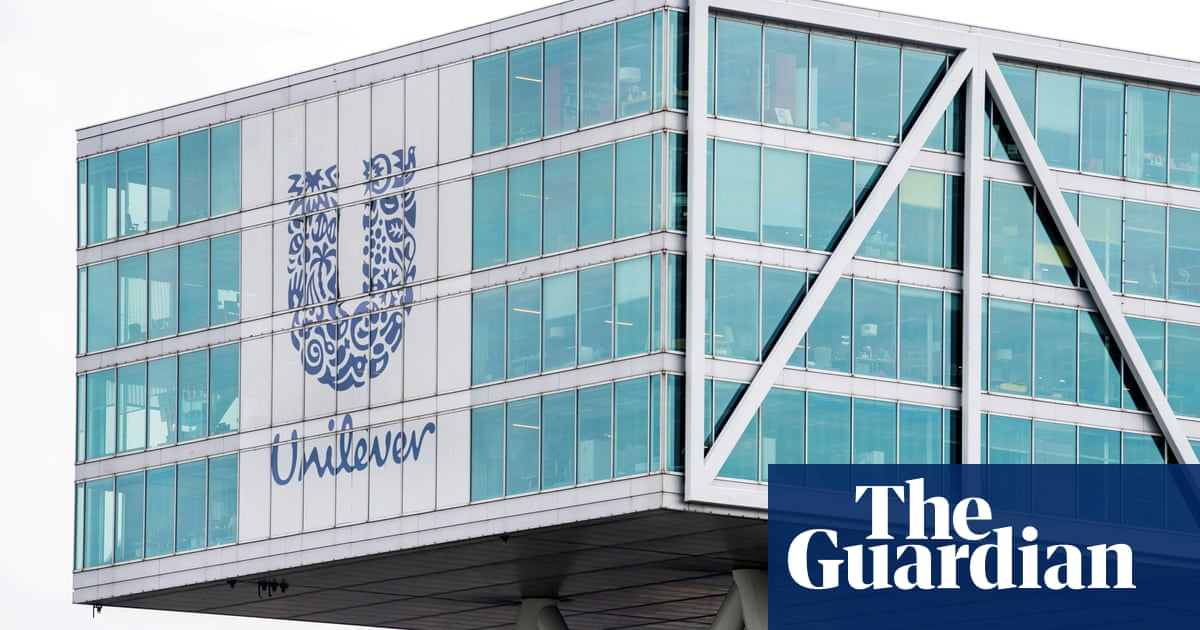 Unilever sales buoyant as consumers stock up on food in lockdown