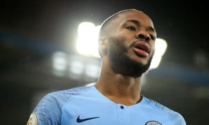 Raheem Sterling was abused by Chelsea fans during Manchester City's game at Stamford Bridge.