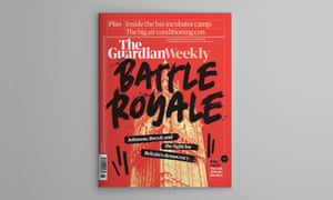 Battle royale – in the 6 September edition of Guardian