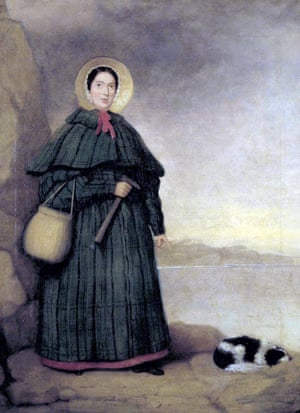 It's hard to hate on Mary Anning, one of the first fossil collectors.