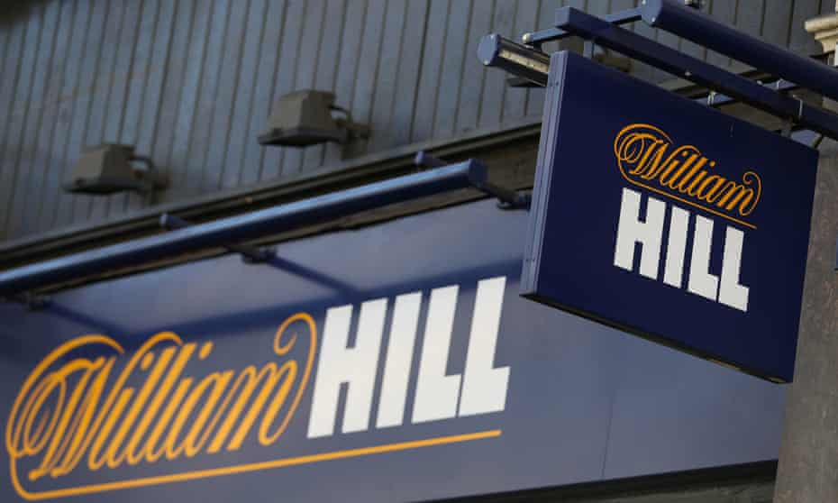 A branch of William Hill