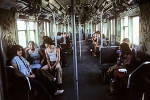 A train to Brighton Beach, 1977