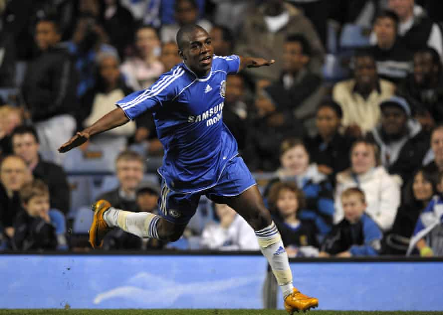 Chelsea's Gaël Kakuta played just six games for Chelsea before leaving the club.