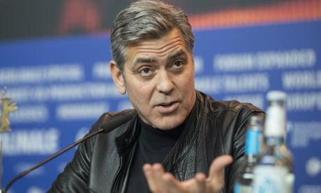 George Clooney to meet with Angela Merkel in Berlin 4284