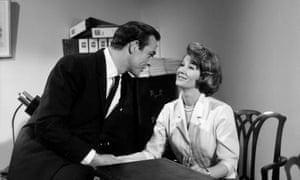 Sean Connery and Lois Maxwell in From Russia With Love.