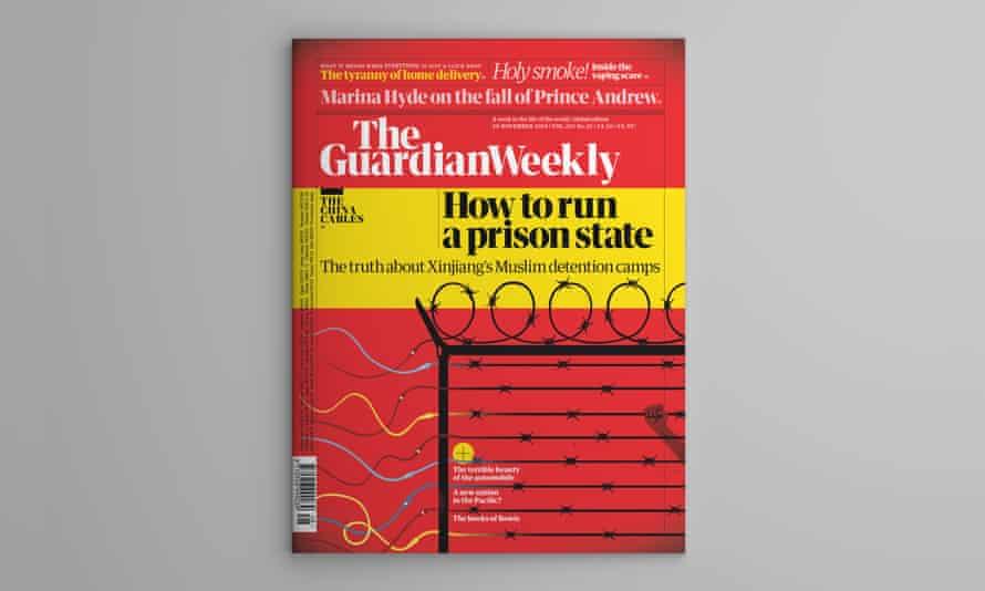 Guardian Weekly cover 29 November 2019