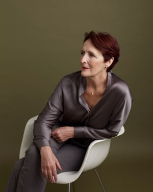 Actor Fiona Shaw spoke to the New Review about her roles in Killing Eve and Fleabag