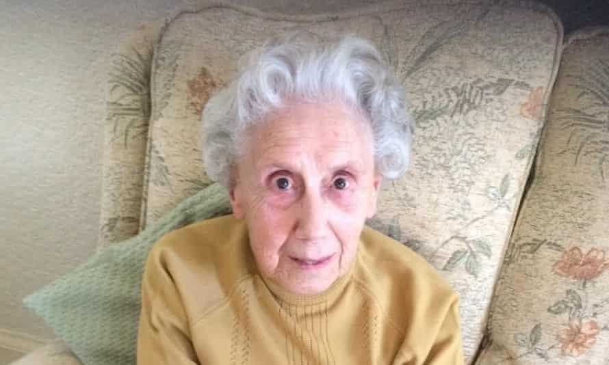 Kathleen Sollis loved to drive her powder-blue soft-top Triumph Herald around the West Midlands for her work