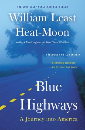 Blue Highways William Least Heat-Moon