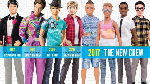 Barbie fashionistas Dating Fun Ken