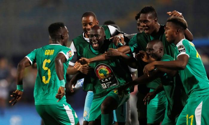 Senegal 1-0 Benin: Africa Cup of Nations quarter-final – as