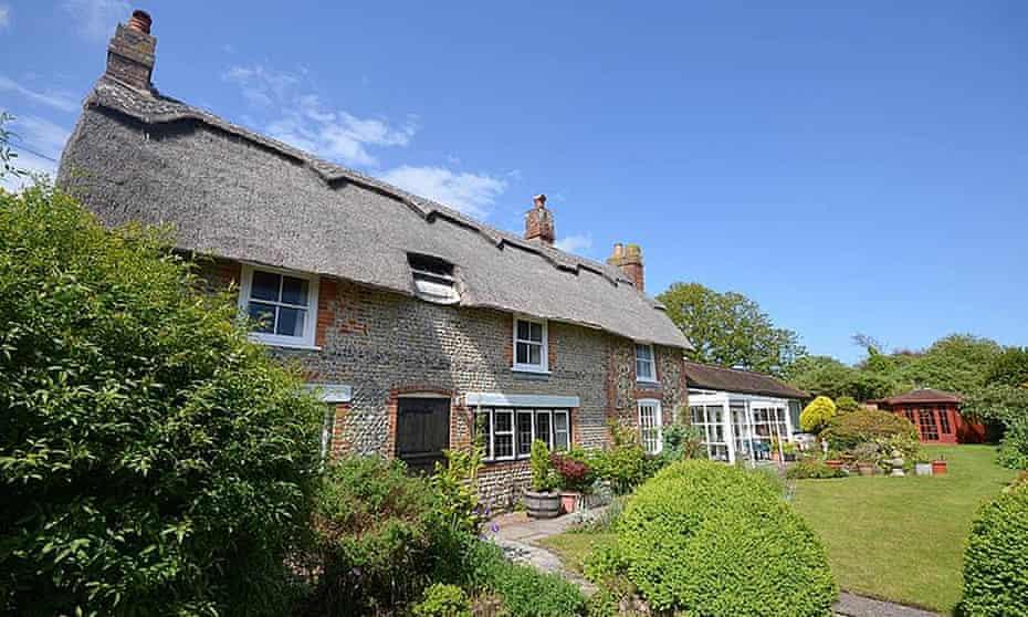 The former home of artist and poet William Blake in Felpham, near Bognor Regis.