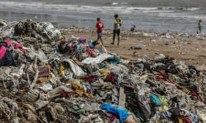India generates approximately 25,000 tonnes of plastic waste every day, only about 14,000 tonnes of which are collected.