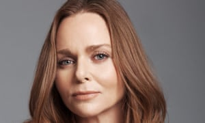 'We have to push the people in power. And it's 16-year-olds doing it': Stella McCartney.