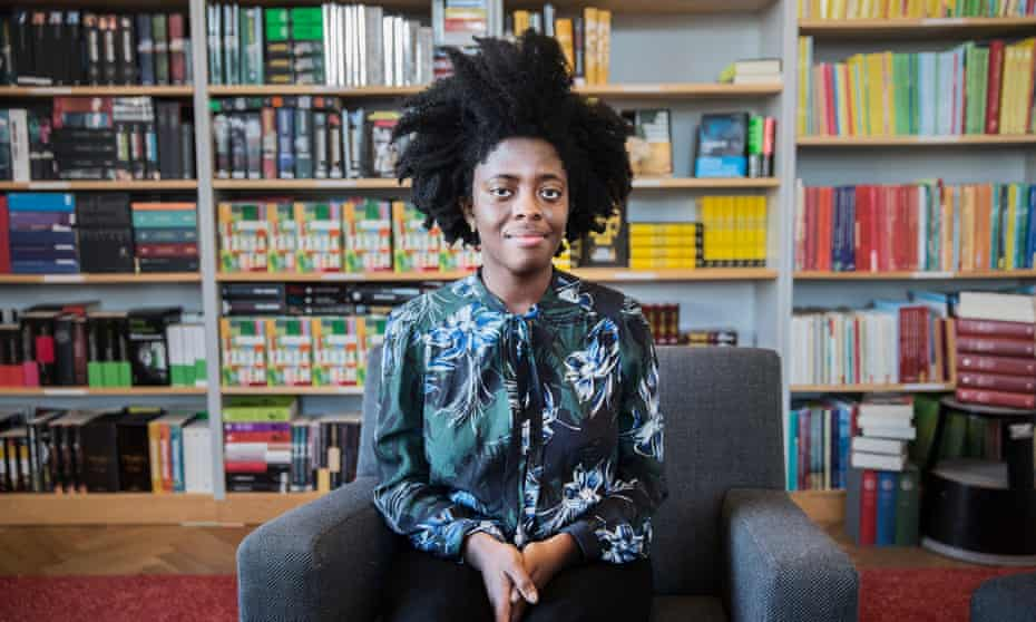 Popular choice ... Yaa Gyasi's novel Homegoing was the book most often recommended to Gary Younge.