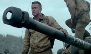 Link to video: Fury: watch Brad Pitt in the trailer for the World War II tank thriller