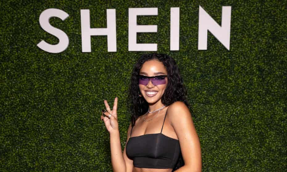 Singer, dancer and actor Tinashe attended a Shein event in Los Angeles, California.