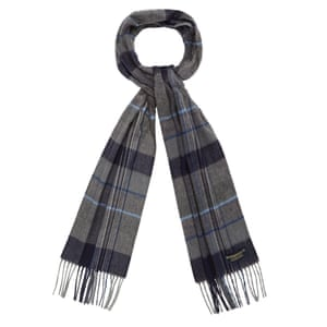 Scarf, £25 Hammond & Co by Patrick Grant debenhams.com