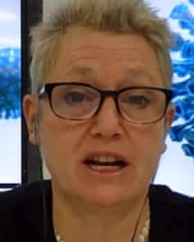 Kate Bingham was appointed as head of the UK's vaccine taskforce.