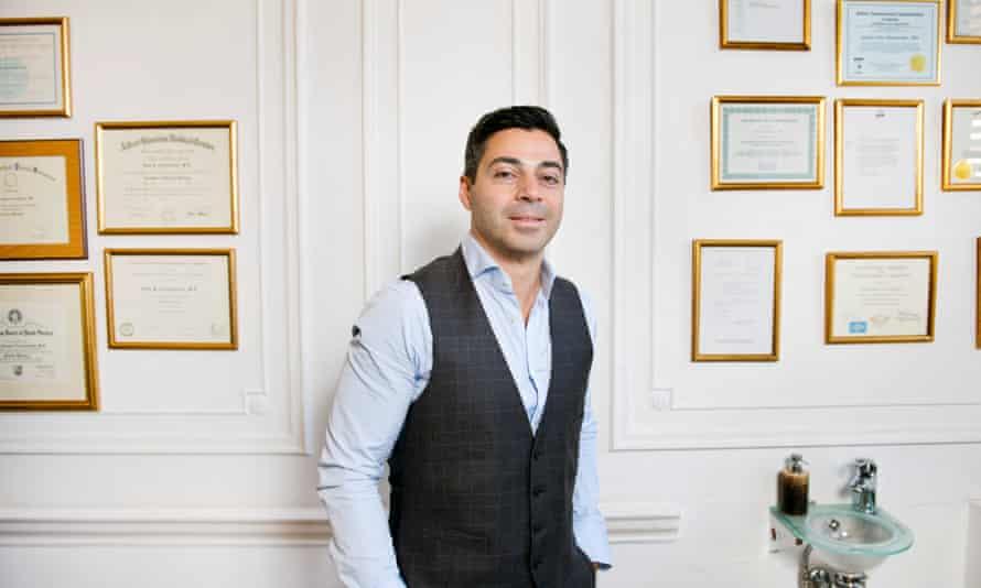 Dr Yannis Alexandrides