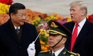 Donald Trump has accused Xi Jinping and China of failing to contain the coronavirus, leading to rising ant-China sentiment in the west.