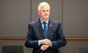 Michel Barnier is hoping that British PM will shift her position.