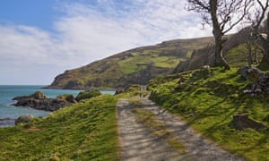 Murlough bay on the Ulster Way.