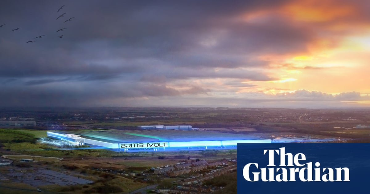 Firm aiming to build £4bn UK 'gigafactory' poised for London IPO