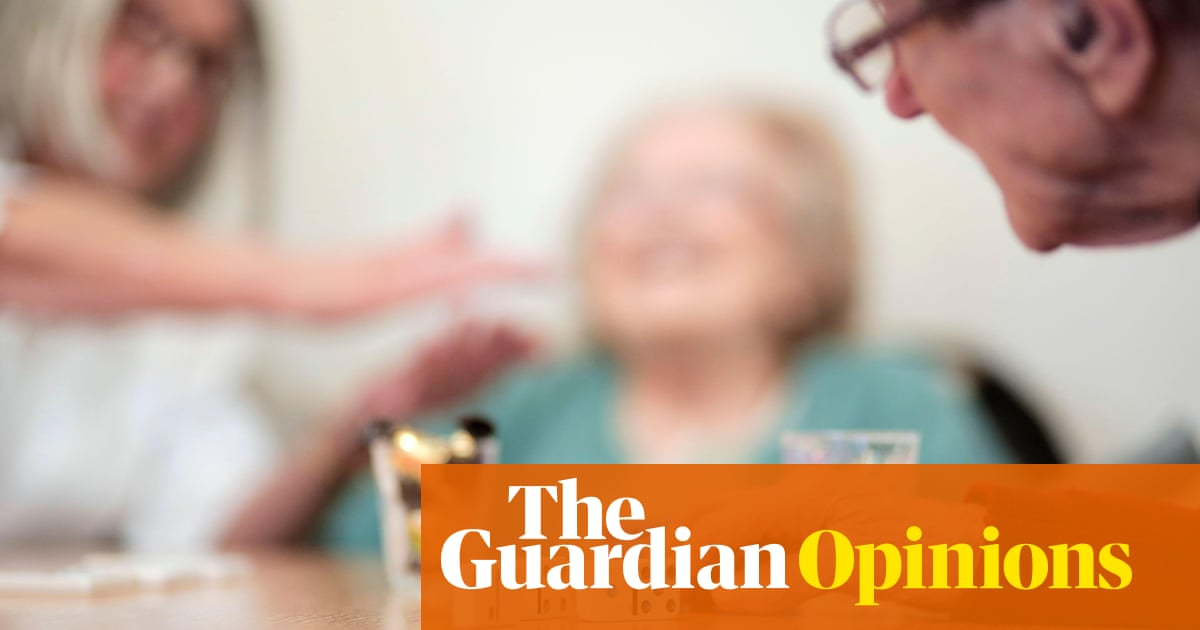 Social care desperately needs funding, and the fairest way is inheritance tax