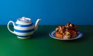 club mushroom - Classic cookery books - Margaret Costa's - Four Seasons Cookery Book
