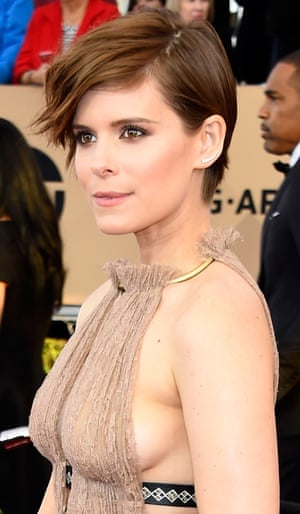 Kate Mara on the red carpet.