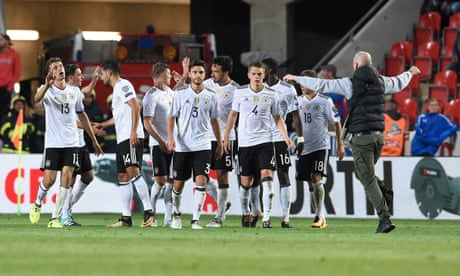 Germany's stand on 'despicable' fans puts silent England to shame | Daniel Taylor
