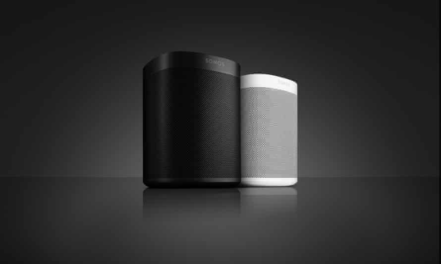The Sonos One has excellent sound, but lacks some standard features available to the Echo.