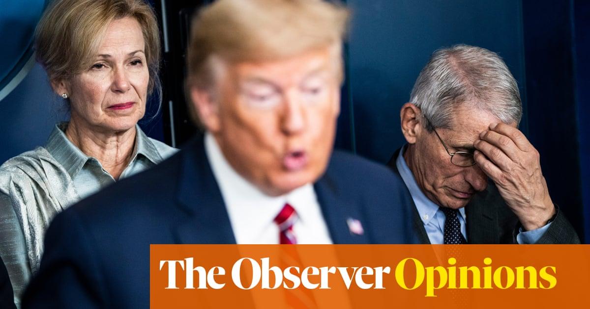 Twitter taking on Trumps lies? About time too | John Naughton