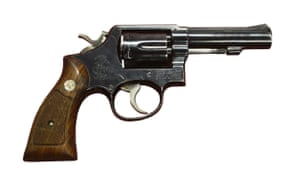 Smith & Wesson model 10 ... more than six million have been made since it was introduced in 1899.