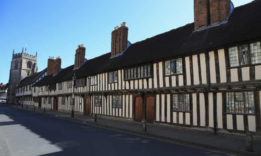 Shakespeare's school in Stratford-upon-Avon