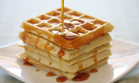 You don't need an extreme bucket list to find happiness. Just eat more waffles