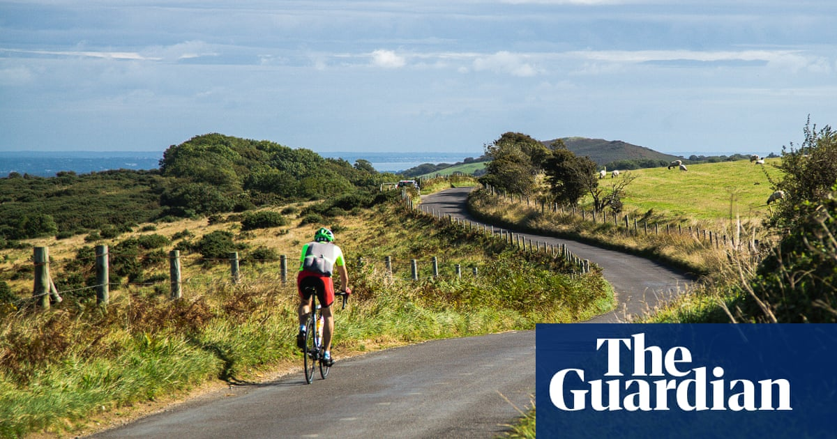 Five of the best scenic bike rides in the West Country