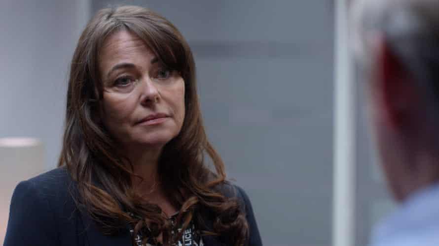 A rotten apple ... Gill Biggeloe (Polly Walker).