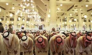 Saudi Arabia enforces strict Islamic law and imposes death by beheading for murder.