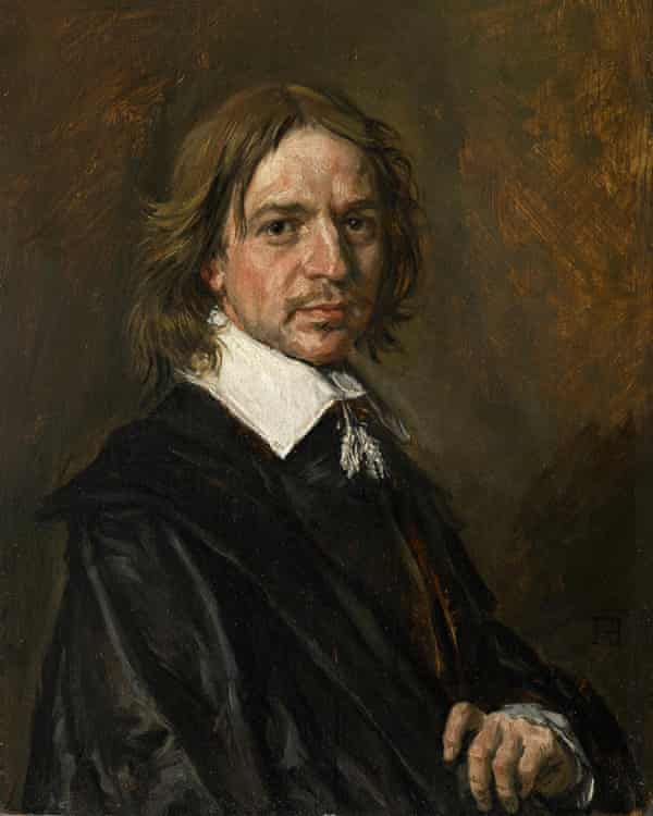 Frans Hals Portrait of a Gentleman