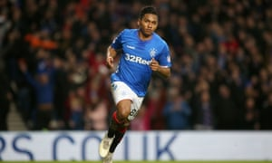 Rangers' Colombian striker Alfredo Morelos has scored 20 times this season – but never in his six career clashes with Celtic.